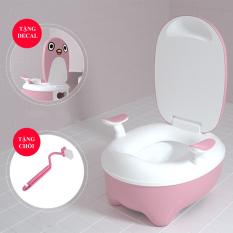 Bô vệ sinh cho bé dễ dàng sử dụng