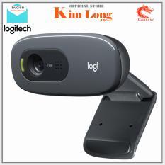 Webcam Logitech C270 HD – Bảo hành 2 năm chính hãng