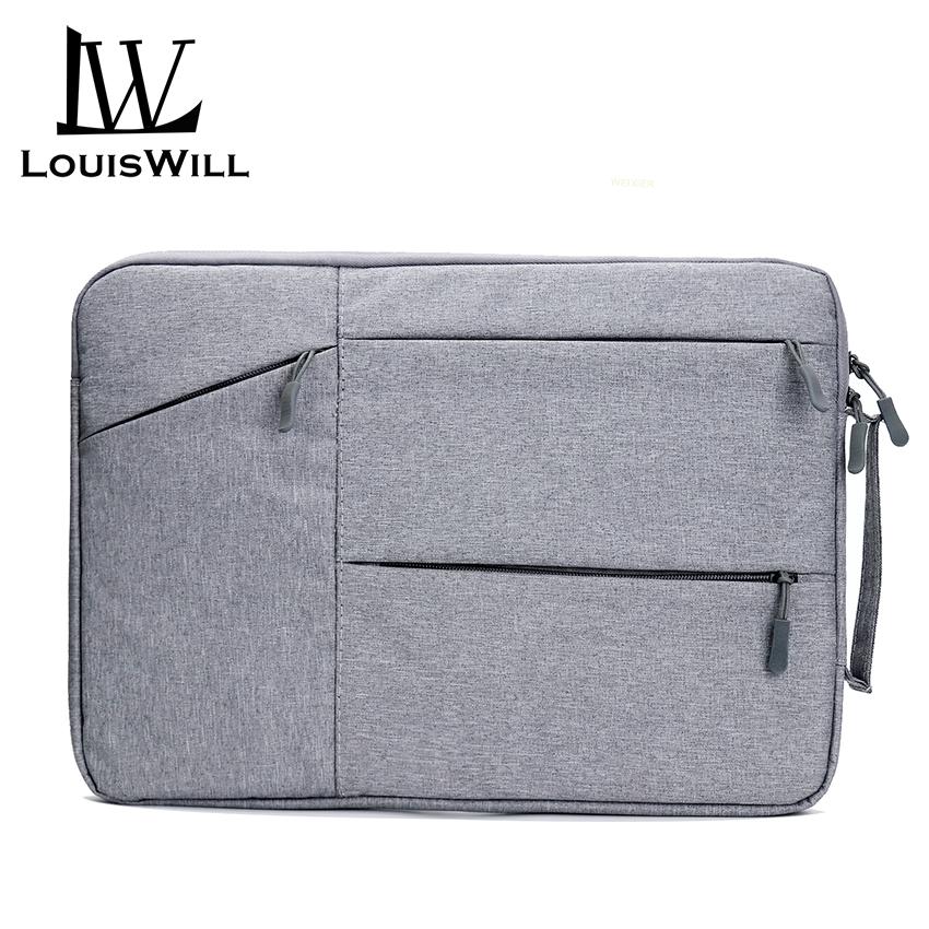 LouisWill Túi chống sốc laptop cao cấp chống thấm nước có nhiều ngăn tiện lợi 13.3 15.4 15.6 Inch LouisWill...