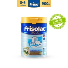[Freeship toàn quốc] Sữa Bột Friso Gold 1 900g sản phẩm dinh dưỡng công thức cho trẻ từ 0-6 tháng