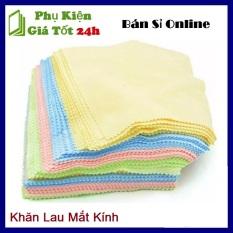⚡ Combo 10 khăn lau kính chuyên dụng – Sét 10 Khăn Lau Mắt Kính Đa Năng ⚡