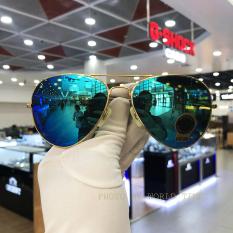 Kính mát thời trang RB435 mắt cường lực chống tia UV- [ Full hộp + thẻ bảo hành + khăn lau kính]- Bảo hành 12 tháng