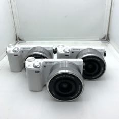 Máy ảnh Sony nex 5R kèm lens 16-50 tích hợp wifi