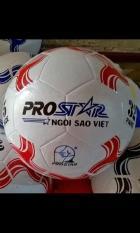 Quả bóng đá số 4 bền đẹp, Bóng tưng số 4 Prostar, Bóng nảy số 4 Pro star cao su