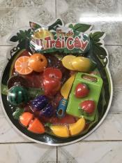 Vỉ đồ chơi trái cây