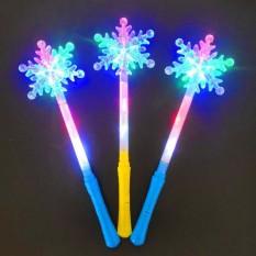 Đồ chơi gậy hoa tuyết phát sáng