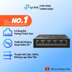 Bộ Chia Tín Hiệu Switch Để Bàn TP-Link LS1005G 5 Cổng 10/100/1000Mbps