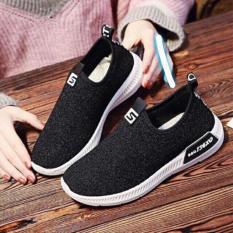 Giày chạy bộ chữ S êm chân siêu hot