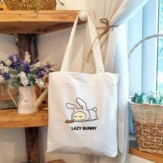 [GIÁ SỈ] Túi Tote thỏ nằm thời trang phong cách Hàn Quốc nữ siêu hot thích hợp đi ăn uống, cafe, nhà hàng, dã ngoại, thiết kế tỉ mĩ hợp thời trang-BR