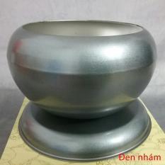 Bình bát khất thực chất liệu inox 304 2 lớp Đài Loan