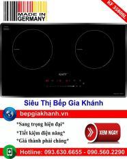 Bếp đôi điện từ Kaff KF 3850SL nhập khẩu Đức, bếp từ, bếp điện từ, bếp từ đôi, bếp điện từ đôi, bếp từ giá rẻ, bếp điện từ giá rẻ