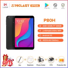 [Hàng quốc tế | Lưu ý thời gian giao hàng dự kiến]【Teclast official】Máy tính bảng Teclast P80H 8 inch Tablets Android 10.0 OS 2GB RAM 32GB ROM 1280 * 800 HD IPS Quad Core Máy ảnh kép GPS Wifi Bluetooth Máy tính bảng