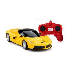 Xe điều khiển Ferrari Laferrari Vàng RASTAR R48900-2