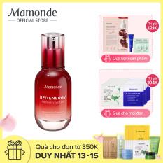 [BEST SELLER] Tinh chất cung cấp năng lượng phục hồi cho da Mamonde Red Energy Recovery Serum 50ML