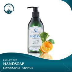 Nước rửa tay tinh dầu thảo mộc Cam Hương PK – thành phần hữu cơ, da tay mềm mại