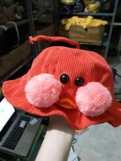 Nón Tai Bèo Maruko Nam Nữ dành cho bé chất liệu nhung mềm siêu cute