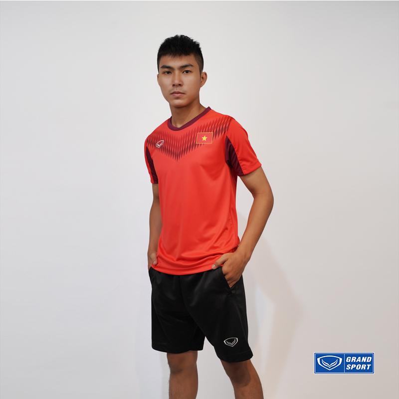 Áo Tập Luyện Đội Tuyển Việt Nam 2020 Grand Sport Đỏ