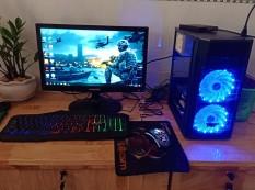 Bộ máy tính bàn giá rẻ và đẹp cấu hình cao H110 + CPU G4500 + RAM 8G + HDD 250G + MÀN HÌNH 19IN + FON PHÍM CHUỘT LOT CHUỘT + VGA GT 730 2G