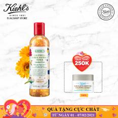 [Phiên bản lễ hội] Nước cân bằng Hoa Cúc Kiehl's Calendula Herbal Extract Alcohol-Free Toner 250ML