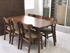 Bộ bàn ăn 6 ghế + 1 bàn