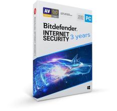 Phần Mềm Bitdefender Internet Security 2020 1pc/3 năm