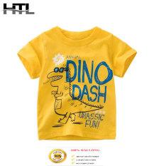 (Chính hãng) Áo phông HTL cho bé hot hit mẫu khủng long dino