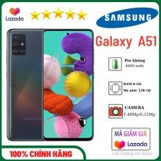 [LIKE NEW+MỚI 100%] Điện thoại Samsung Galaxy A51 điện thoại Ram 6Gb bộ nhớ 128GB Camera sau 48Mp, camera trước 32Mp – Màn hình vô cực Super AMOLED 6.5 inch – Pin 4000mAh, có sạc nhanh – Hàng Chính Hãng