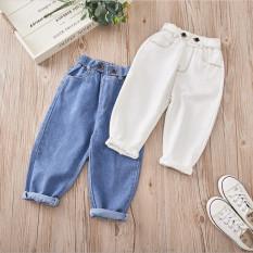 Quần jeans dành cho cả bé trai và bé gái
