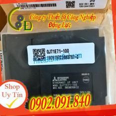 Module (mô đun) mạng QJ71E71-100 CHÍNH HÃNG Mitsubishi. Module quang (CC-Link V2) Mitsubishi. Cam kết bảo hành , HOÀN TIỀN đổi trả miễn phí nếu có bất cứ sai sót gì từ sản phẩm