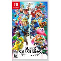Đĩa game Nintendo Switch : Super Smash Bros Ultimate
