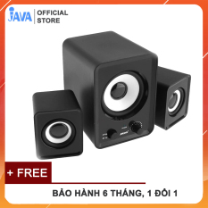 [BASS CỰC MẠNH] Bộ 3 Loa Máy Tính/ Vi Tính Cao Cấp Âm Bass Echo Hay – Nhỏ Gọn – loa vi tính – loa vi tính giá rẻ – loa máy tính giá rẻ – loa để bàn máy tính – loa mini – loa karaoke – JAVA Shop