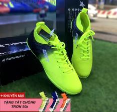 Giày đá bóng EBET 205 New Xanh Nõn