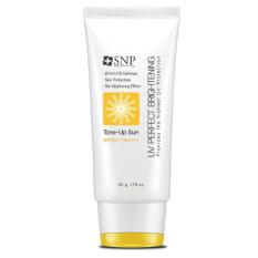 Kem Chống Nắng Có Màu SNP UV Perfecting Brightening Tone Up Sun