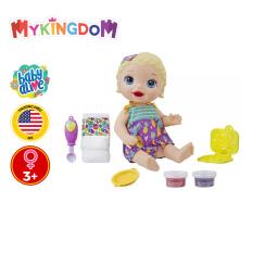 MY KINGDOM – Đồ Chơi Bé Lily Tập Ăn Dặm Baby Alive E5841