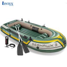 Thuyền hơi INTEX Seahawk đủ size từ 2-4 người, tải trọng tới 400kg, chính hãng bảo hành 12 tháng