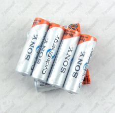 Pin Sạc AA Sony Dung Lượng 4600mAh Vỉ 2 Viên (hàng thật)