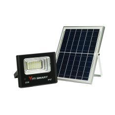 Đèn pha năng lượng mặt trời sân vườn VITI SMART 25W – 200W (Hiển thị tốc độ pin)
