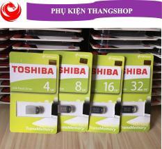 USB Toshiba 4GB 8GB 16GB 32GB mini vỏ nhôm chống nước nhỏ gọn