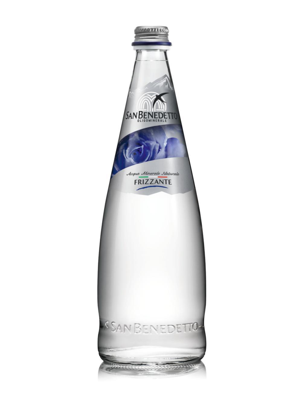 Nước Khoáng có ga San Benedetto 750 ml x 12 chai