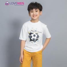Quần short kaki vàng BT – Lovekids