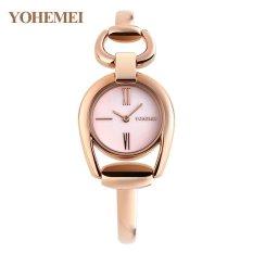 Đồng hồ nữ lắc tay đính đá YOHEMEI CH372 – D10A