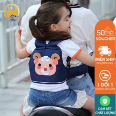 Đai ngồi xe máy cho bé 1-10 tuổi, giúp con ngồi an toàn khi đi xe, có thể ngồi trước hoặc sau