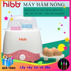 Máy hâm nóng sữa và tiệt trùng đa năng,Rã đông, giữ ấm sữa, hâm nóng thức ăn, luộc trứng, Thiết nhỏ gọn tiện lợi an toàn. Bảo hành 2 năm