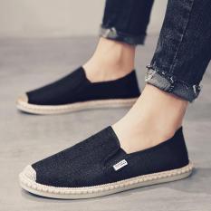 Giày lười vải thoáng khí cao cấp Alola GTU01