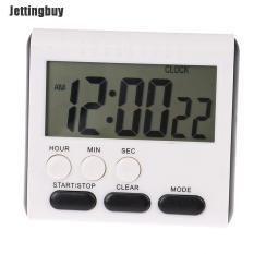 Đồng Hồ Kỹ Thuật Số Nấu Ăn Jettingbuy LCD, Đồng Hồ Đếm Ngược, Báo Thức Lớn