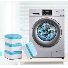 Viên tẩy máy giặt , tẩy lồng máy giặt ( set 1 Viên cực sạch ) , khử mùi , diệt Vi khuẩn và cặn dơ SOTY MA-027 sử dụng dễ dàng , quần áo luôn sạch và thơm tho