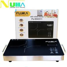 Bếp hồng ngoại Fujika FJ-SV211, công suất 2000W, mặt kiếng cường lực-Hàng chính hãng