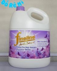 Nước giặt xả Fineline 3000ml màu tím