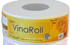 COMBO 8 CUỘN GIẤY PREMIER VINAROLL 700GR NGUYÊN CHẤT
