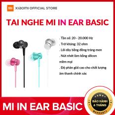 [XIAOMI OFFICIAL] Tai nghe có dây Mi Earphones Basic – Bảo hành Chính Hãng 6 tháng
